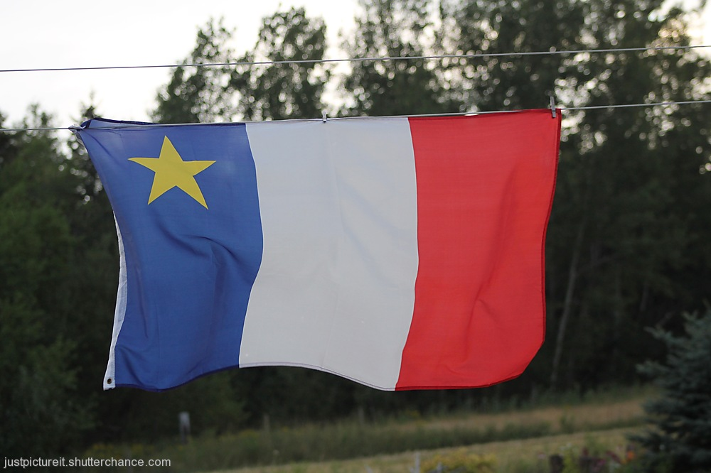 photoblog image National Acadian Day