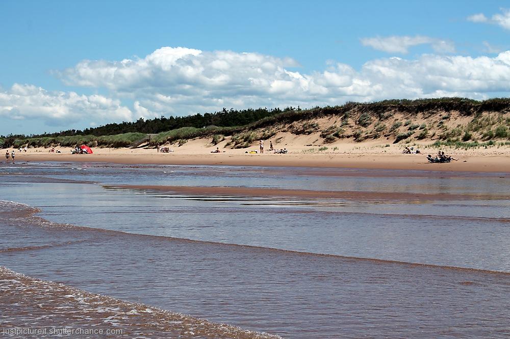 photoblog image Watery, Beachy Wednesday