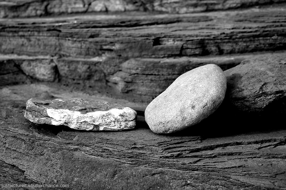 photoblog image As Stone Is Real